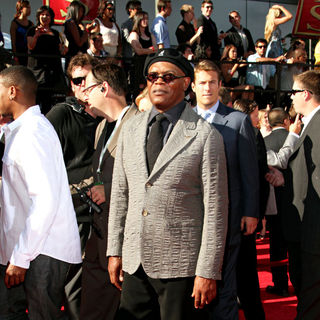 Samuel L. Jackson in 2010 ESPY Awards - Arrivals