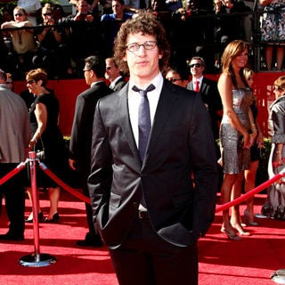 Andy Samberg in 2010 ESPY Awards - Arrivals