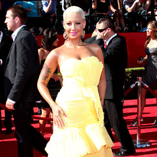 Amber Rose in 2010 ESPY Awards - Arrivals