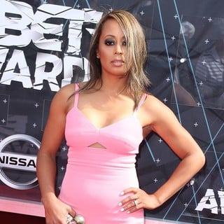 Essence Atkins in 2015 BET Awards - Arrivals