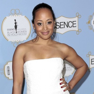 Essence Atkins in 6th Annual Essence Black Women in Hollywood Luncheon