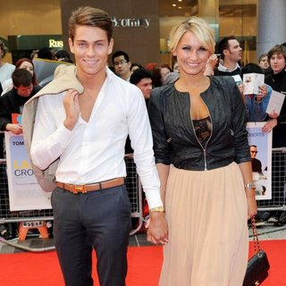 Joey Essex, Sam Faiers in Larry Crowne UK Premiere - Arrivals