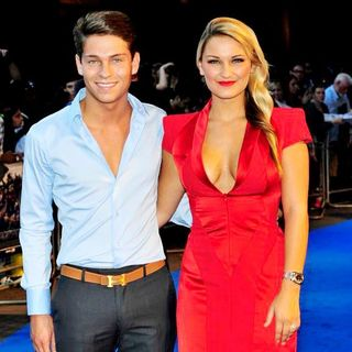 Joey Essex, Sam Faiers in The UK Premiere of Transformers Dark of the Moon