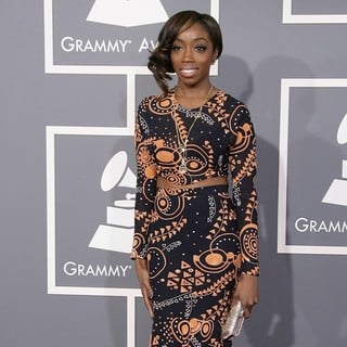 Estelle in 55th Annual GRAMMY Awards - Arrivals
