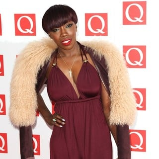 Estelle in The Q Awards 2011 - Arrivals