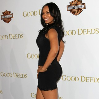 Esther Baxter in Lionsgate's Good Deeds Premiere