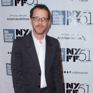 Ethan Coen in The 51st New York Film Festival - Inside Llewyn Davis Premiere - Arrivals