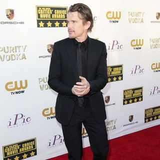 Ethan Hawke in The 19th Annual Critics' Choice Awards