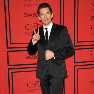 Ethan Hawke in 2013 CFDA Awards - Arrivals