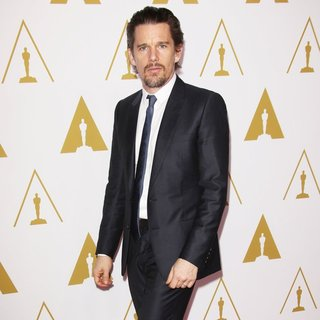 Ethan Hawke in The 86th Oscars Nominees Luncheon - Arrivals