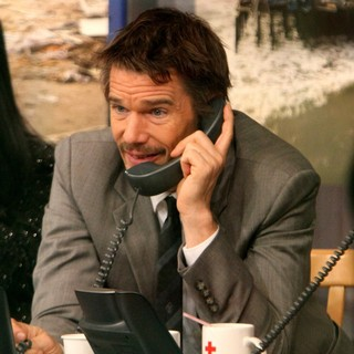 Ethan Hawke in ABC's Day of Giving Telethon to Raise Funds for The Victims Affected by Hurricane Sandy