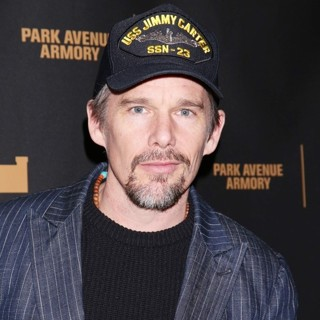 Ethan Hawke - Opening Night Party for The Hoary Ape - Arrivals