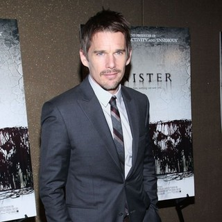 Ethan Hawke - The NYC Screening of Sinister