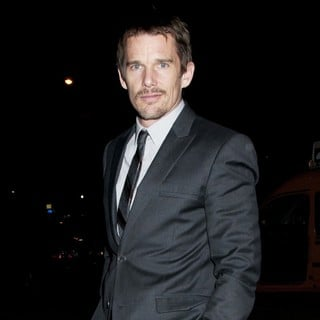 Ethan Hawke in The NYC Screening of Sinister