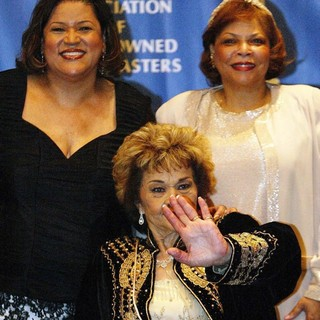 Etta James in The National Association of Black Owned Broadcasters held Their Annual Gala