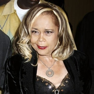 Etta James in The Los Angeles Premiere of Cadillac Records - Arrivals