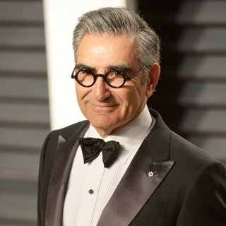 Eugene Levy in 2017 Vanity Fair Oscar Party - Arrivals