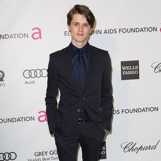 Eugene Simon in 21st Annual Elton John AIDS Foundation's Oscar Viewing Party