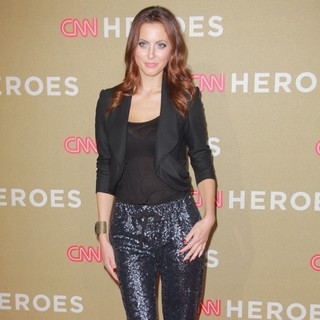 Eva Amurri in CNN Heroes: An All-Star Tribute - Arrivals