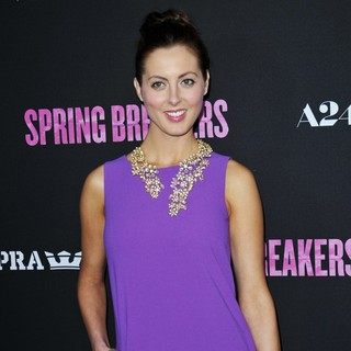 The Los Angeles Premiere of Spring Breakers - Arrivals