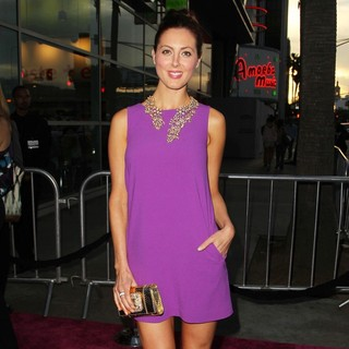 Eva Amurri in The Los Angeles Premiere of Spring Breakers - Arrivals