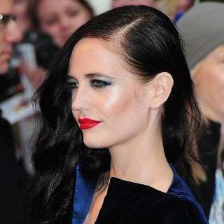 Eva Green in UK Premiere of Dark Shadows - Arrivals