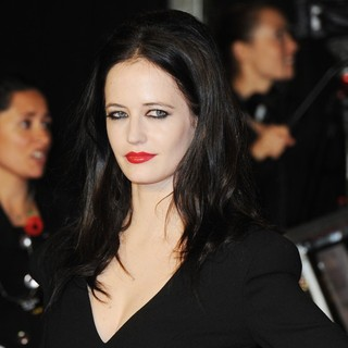 Eva Green in The Premiere of Rum Diary