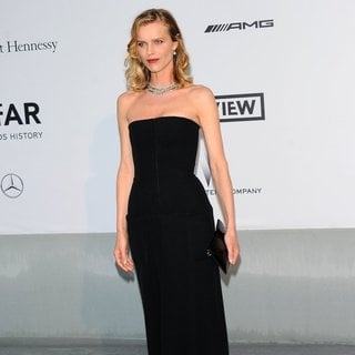Eva Herzigova in amfAR 21st Annual Cinema Against AIDS During The 67th Cannes Film Festival