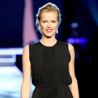 Eva Herzigova in Tereza Maxova Foundation Charity Fashion Show Fashion for Kids