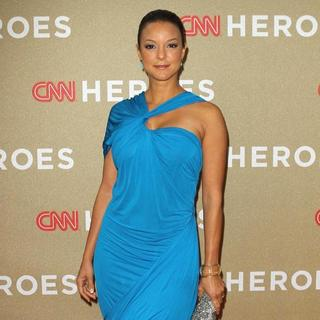 Eva La Rue in 2011 CNN Heroes: An All-Star Tribute