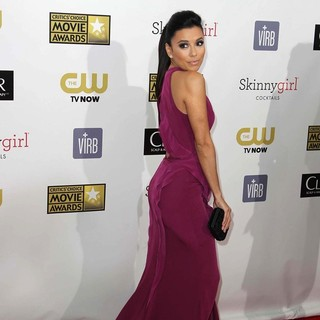 Eva Longoria in 18th Annual Critics' Choice Movie Awards