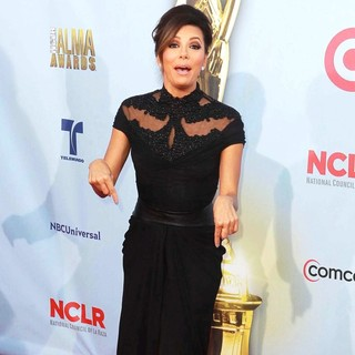 Eva Longoria in 2012 NCLR ALMA Awards - Arrivals