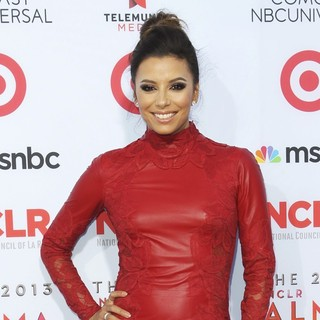 Eva Longoria in The 2013 NCLR ALMA Awards