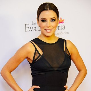 Eva Longoria in The 4th Annual Global Gift Gala - Arrivals