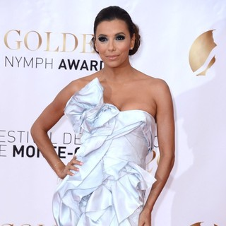Eva Longoria in 52nd Annual Monte Carlo TV and Film Festival - Closing Ceremony
