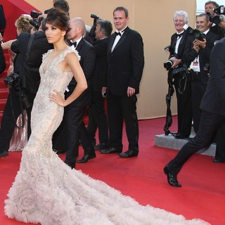 Eva Longoria in Moonrise Kingdom Premiere - During The Opening Ceremony of The 65th Cannes Film Festival
