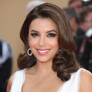 Eva Longoria in Rust and Bone Premiere - During The 65th Annual Cannes Film Festival