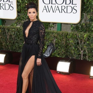 Eva Longoria in 70th Annual Golden Globe Awards - Arrivals