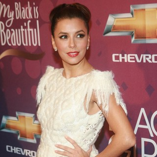 Eva Longoria in The Black Girl Rock! 2012