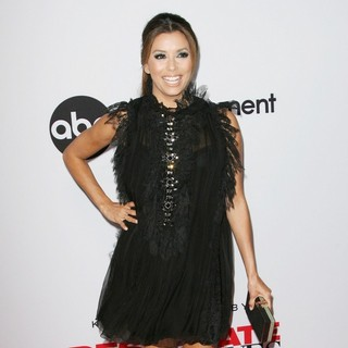 Eva Longoria in Desperate Housewives Final Season Kick-Off Party