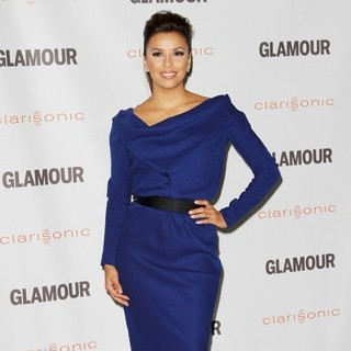 Eva Longoria in Glamour Reel Moments 2011