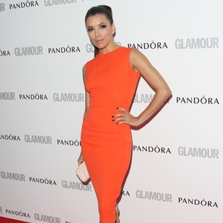 Eva Longoria in The Glamour Women of The Year Awards 2012 - Arrivals