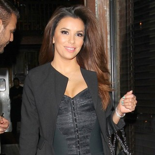 Eva Longoria Leaving Italian Restaurant Via Veneto - eva-longoria-leaving-italian-restaurant-via-veneto-03