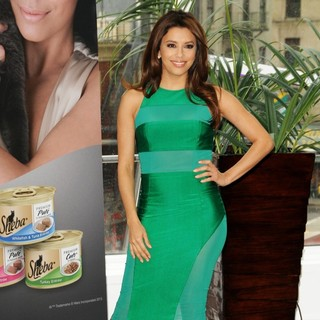 Eva Longoria Unveils The New Sheba: Feed Your Passion Campaign - eva-longoria-sheba-feed-your-passion-campaign-05