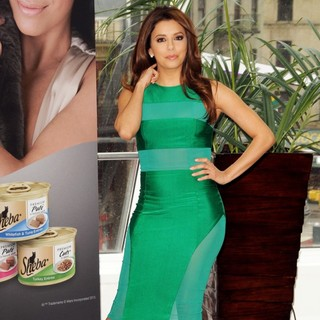Eva Longoria Unveils The New Sheba: Feed Your Passion Campaign - eva-longoria-sheba-feed-your-passion-campaign-06