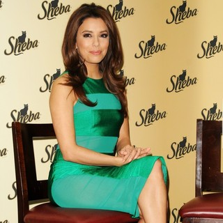Eva Longoria Unveils The New Sheba: Feed Your Passion Campaign - eva-longoria-sheba-feed-your-passion-campaign-09