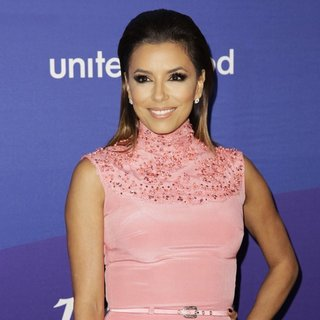 Eva Longoria in unite4:good and Variety Present unite4:humanity
