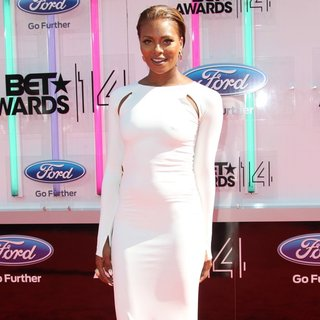 Eva Marcille in The 2014 BET Awards - Arrivals
