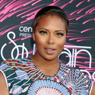 Eva Marcille in 2015 Soul Train Music Awards - Arrivals
