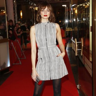 Eva Padberg in 65th Berlin International Film Festival - Fifty Shades of Grey Premiere - Arrivals